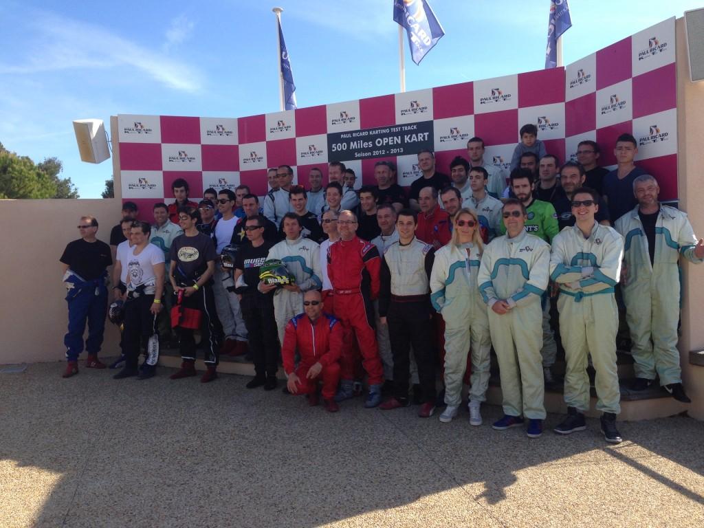2013-0509 team Finale 500 Miles