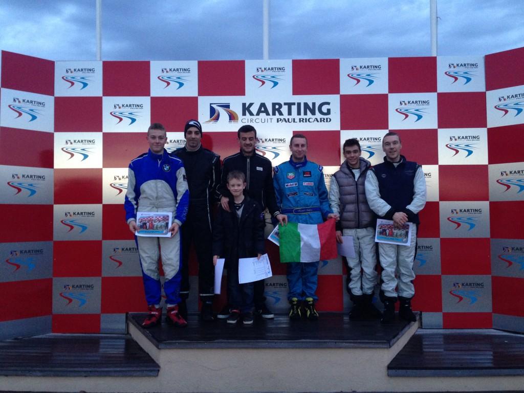 VICTOIRE DE TOULON NEW'S F1 DEVANT LE CANNET LOULOU RACING ET AIX MASA JR