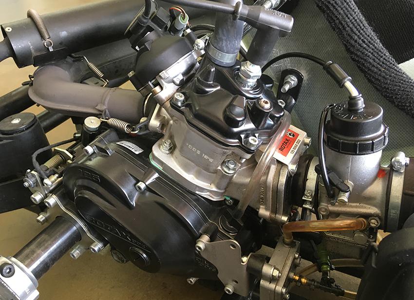 Un ensemble moteur boîte compact